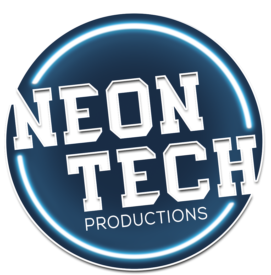 NeonTech Photo Booth